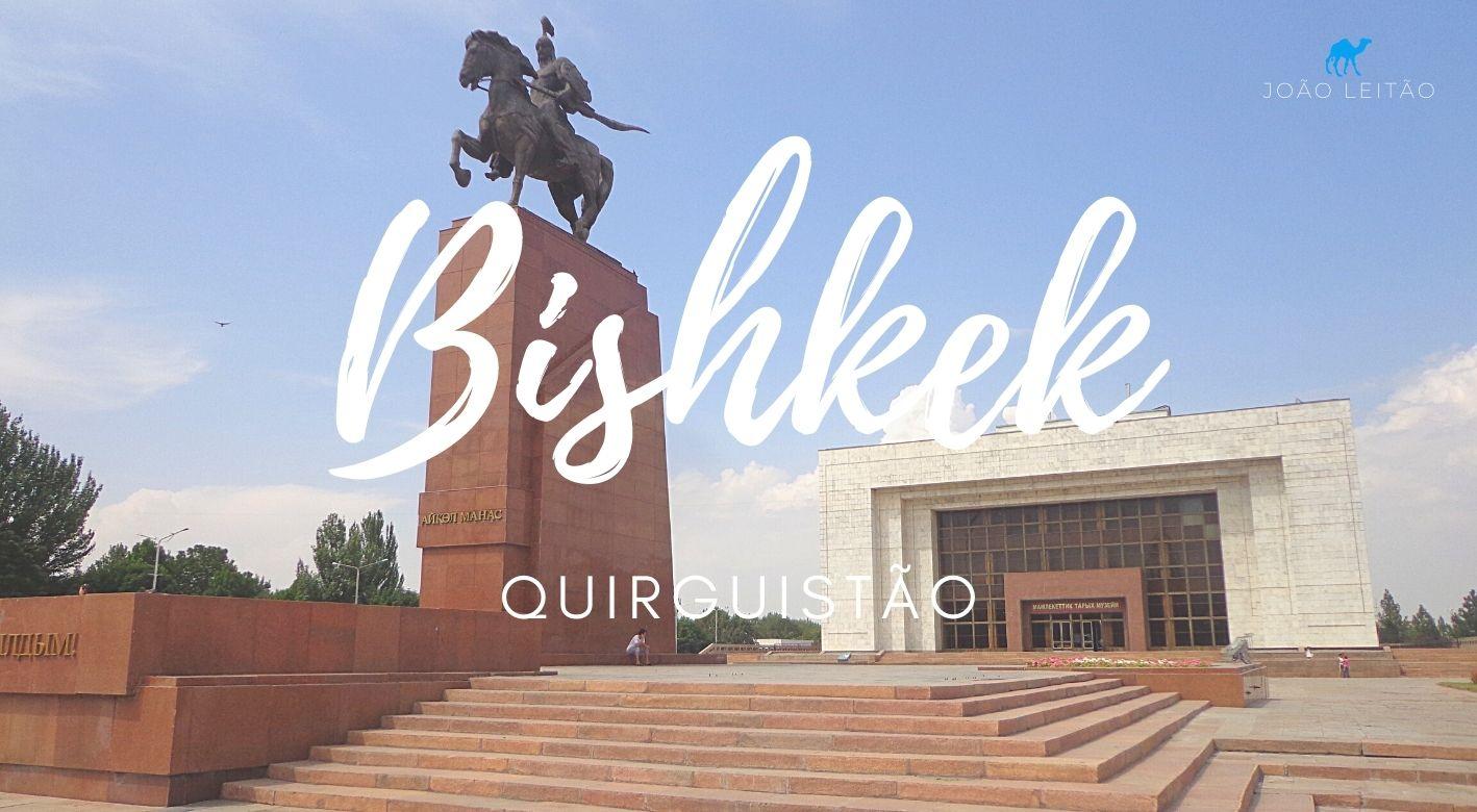 O que fazer em Bishkek
