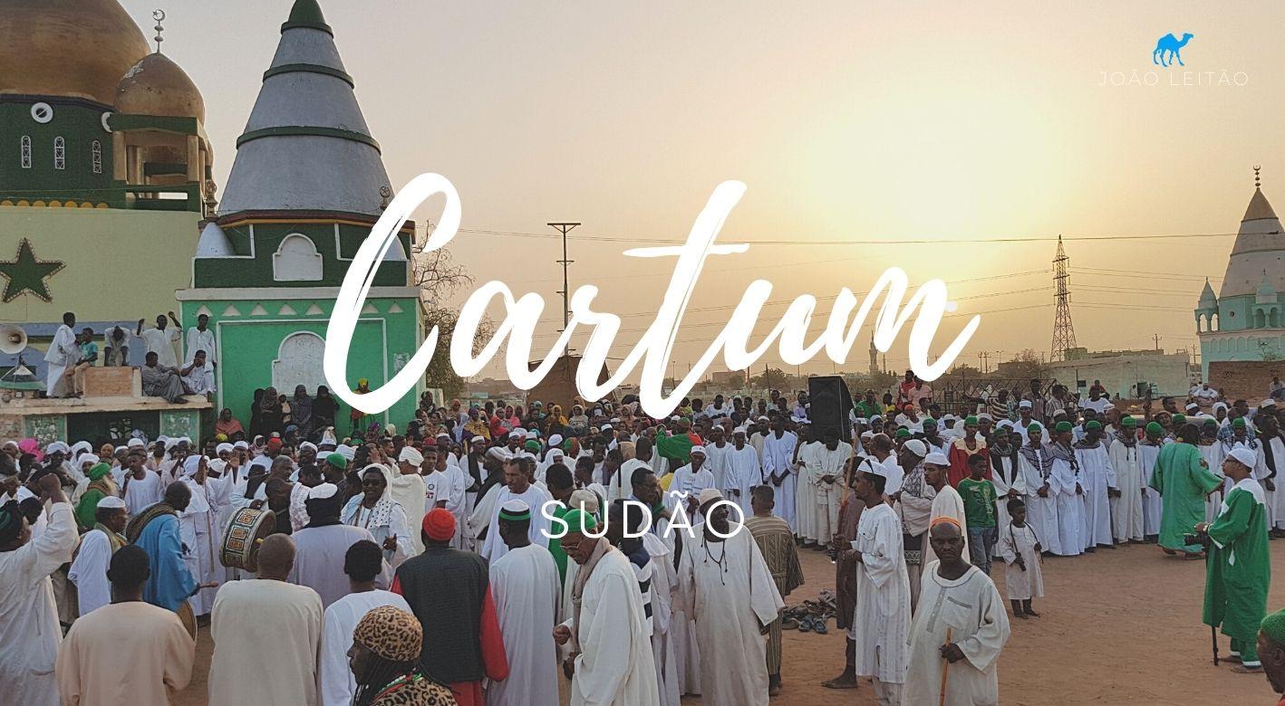 O que fazer em Cartum