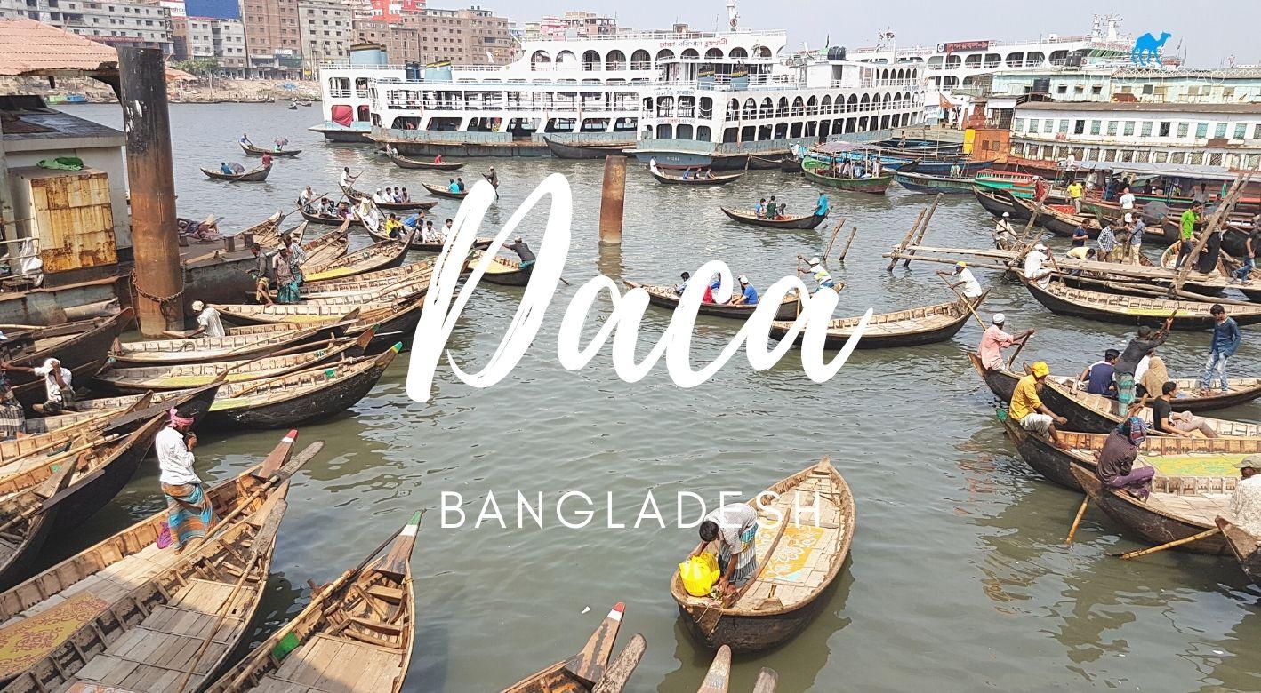 O que fazer em Daca