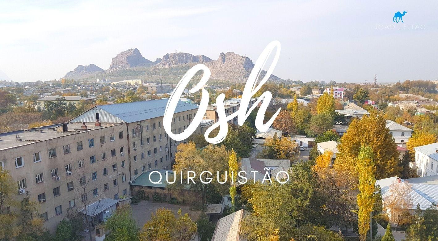 O que fazer em Osh