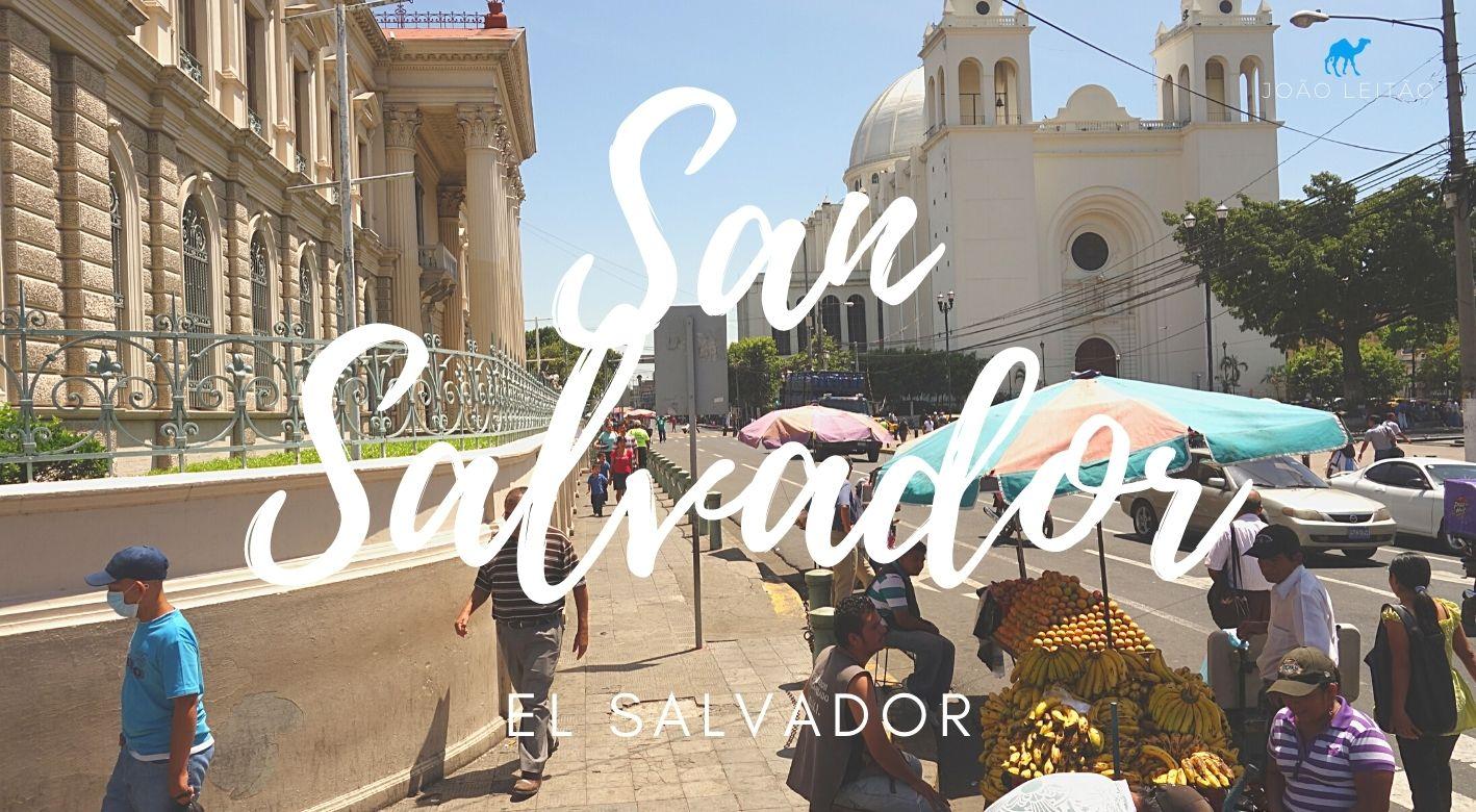O que fazer em San Salvador