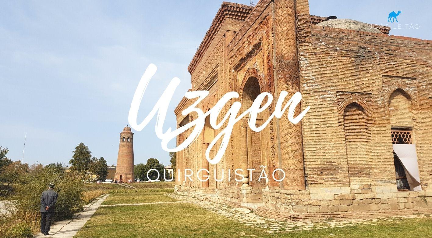 O que fazer em Uzgen