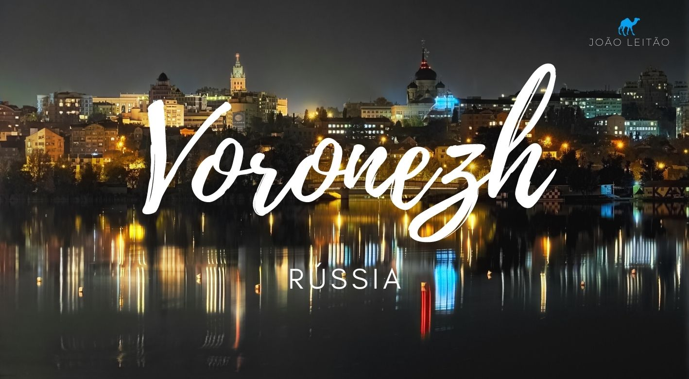 O que fazer em Voronezh