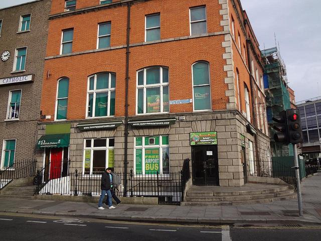 Hostel em Dublin, Irlanda 10