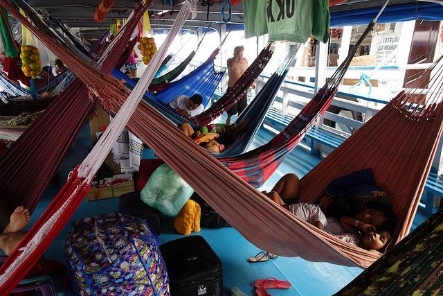 Viajar na Amazonia