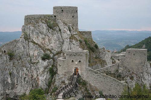 Fotografias do Castelo Srebrnik, Bósnia e Herzegovina 6