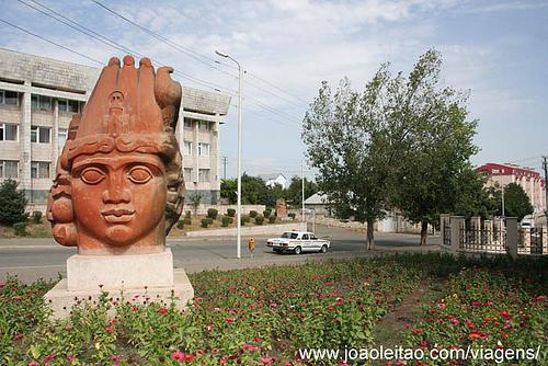 Fotografias de Stepanakert capital do Nagorno Karabakh 12