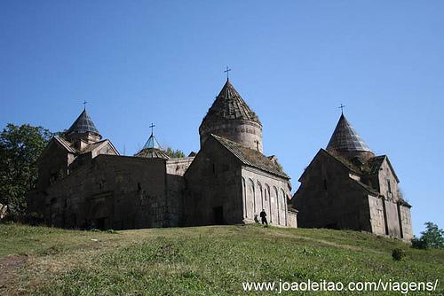 Fotografias Mosteiro Goshavank Nor-Getik de Mkhitar Gosh, Arménia 2