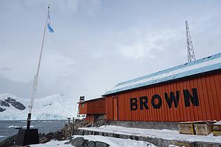 Base Antártica Almirante Brown