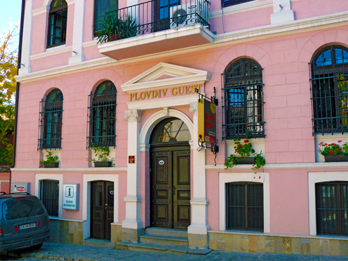 Hostel em Plovdiv, Bulgária 3
