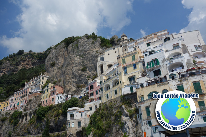 Viagem Amalfi Itália