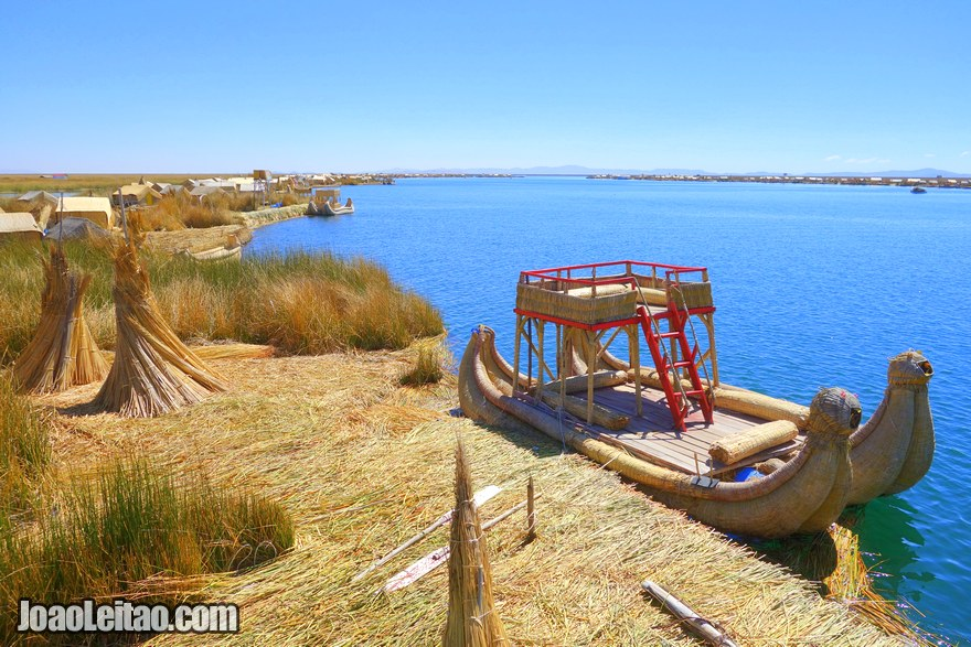 Floating Islands Uros Peru