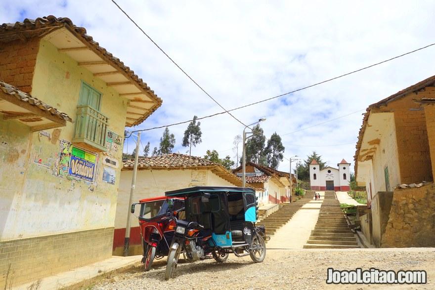 Luya Peru