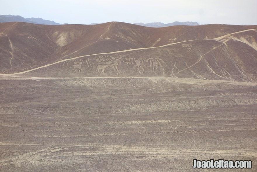 Geoglyphs of Palpa Peru