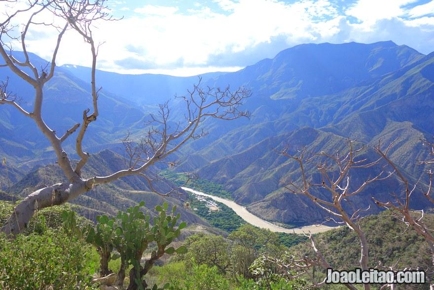 Rio Marañón Peru