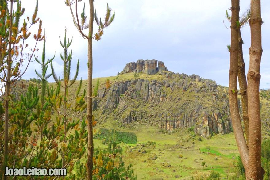 Ruta del Agua Cumbemayo Peru