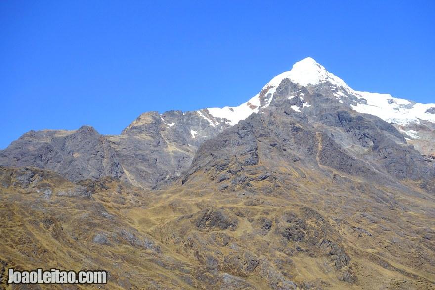 Serra Nevado Verónica Peru