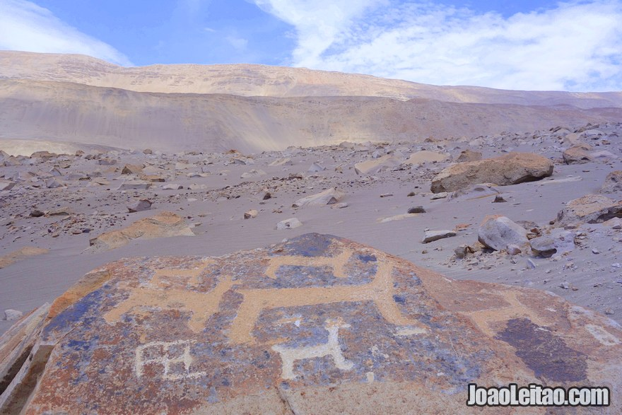 Toro Muerto Peru