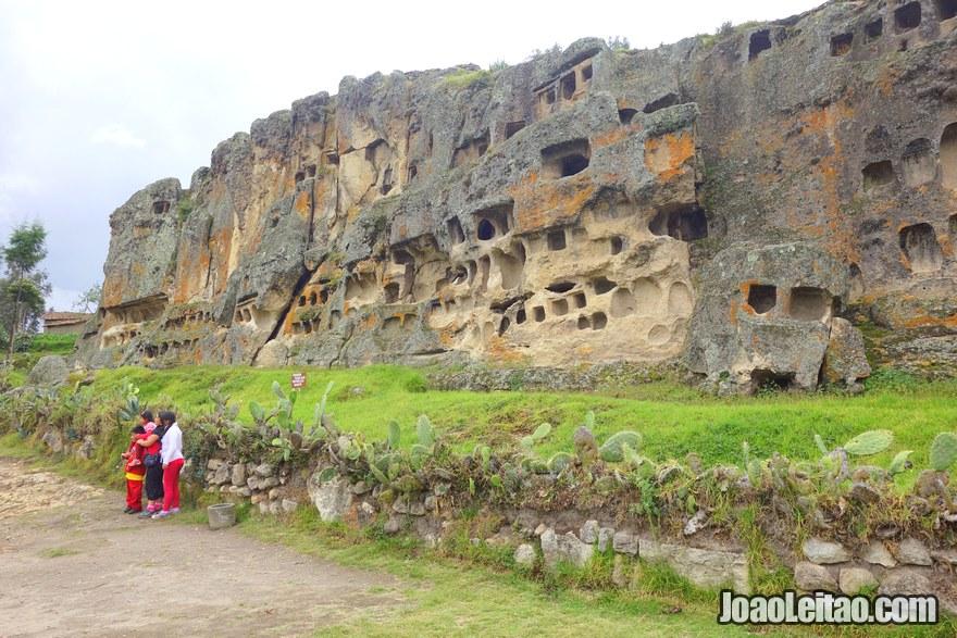Ventanillas de Otuzco Peru
