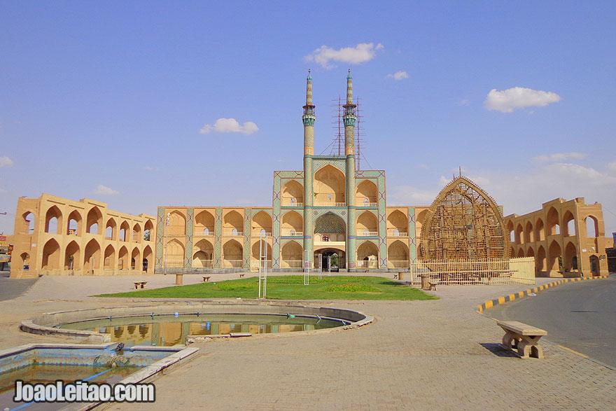 Mesquita de Amir Chakmak em Yazd