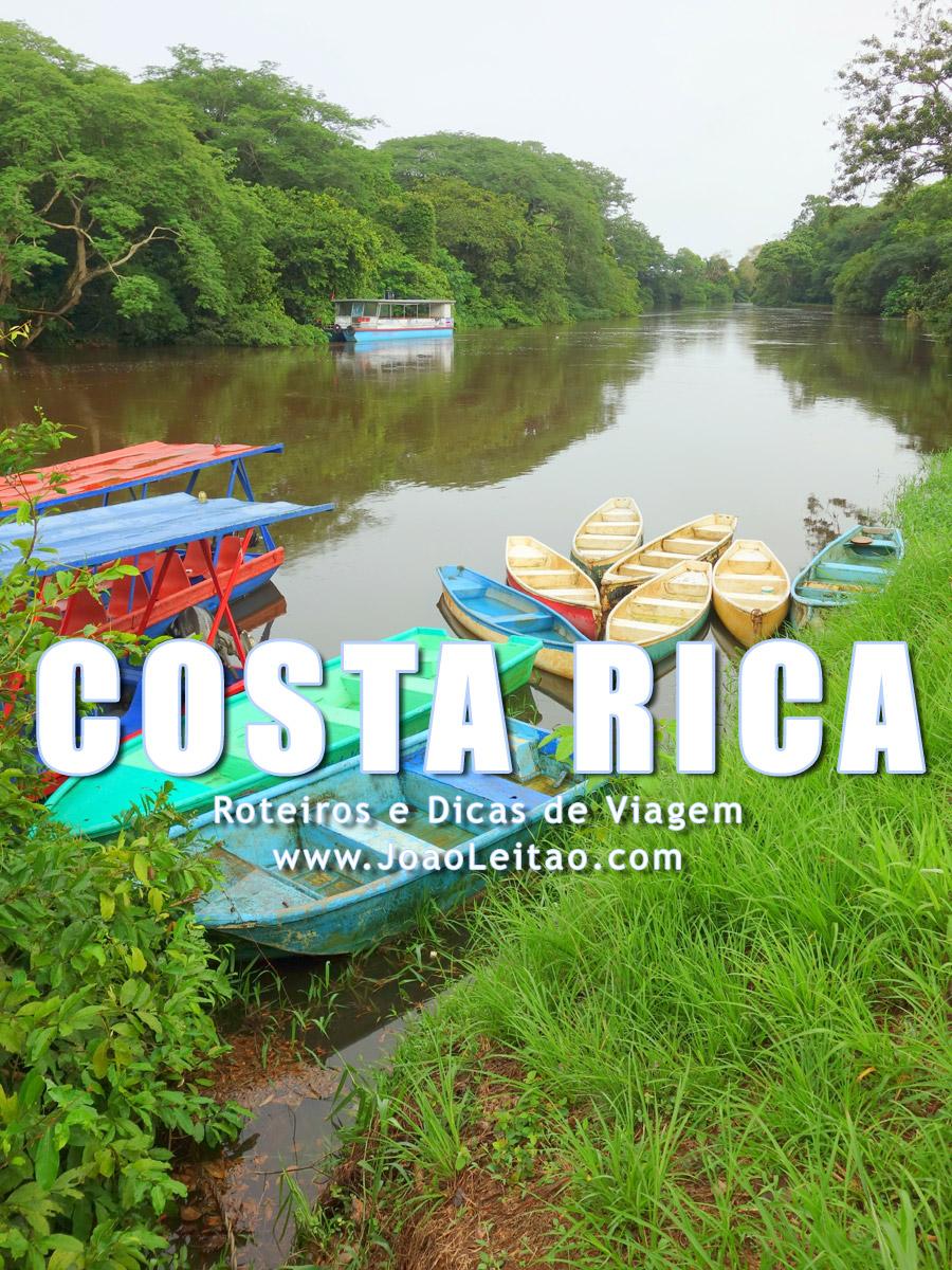 Visitar Costa Rica - Roteiros e Dicas de Viagem