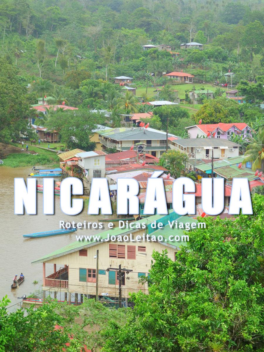 Visitar Nicarágua - Roteiros e Dicas de Viagem