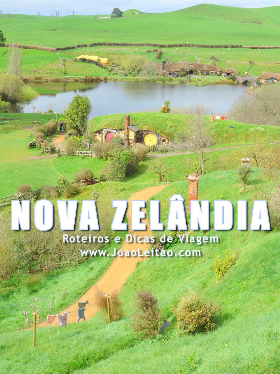 Visitar Nova Zelândia – Roteiros e Dicas de Viagem