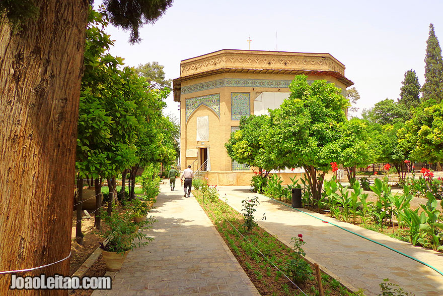 Museu Pars em Shiraz