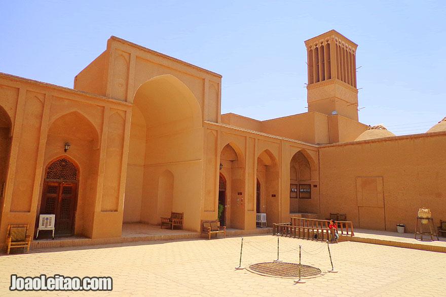 Madraçal Ziai Ye em Yazd