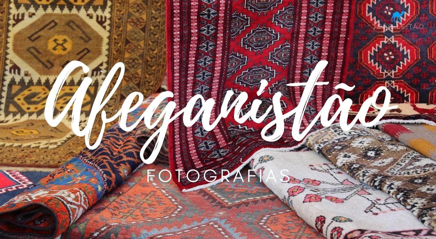 Fotografias do Afeganistão