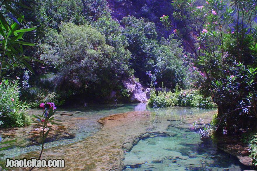 Zona de Akchour
