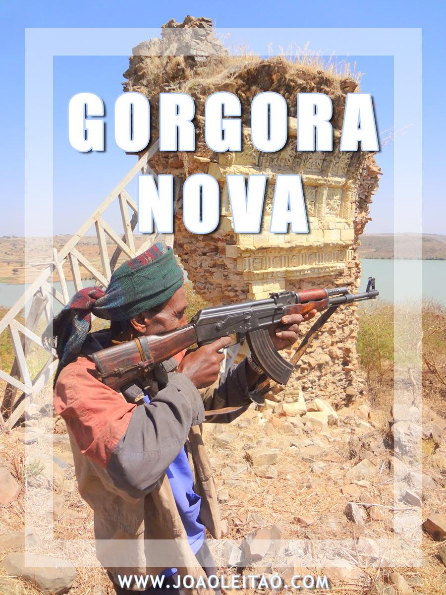GORGORA NOVA, ETIÓPIA