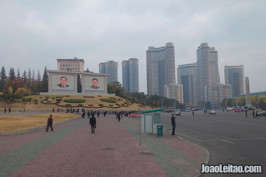 A Baixa de Pyongyang