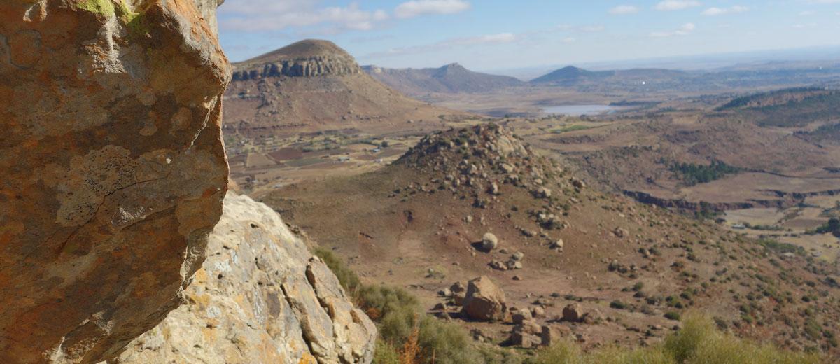 Fotografias Lesoto