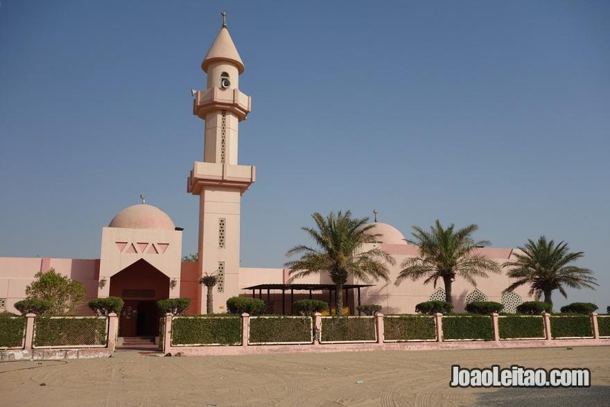 Mesquita Ftooh no Kuwait