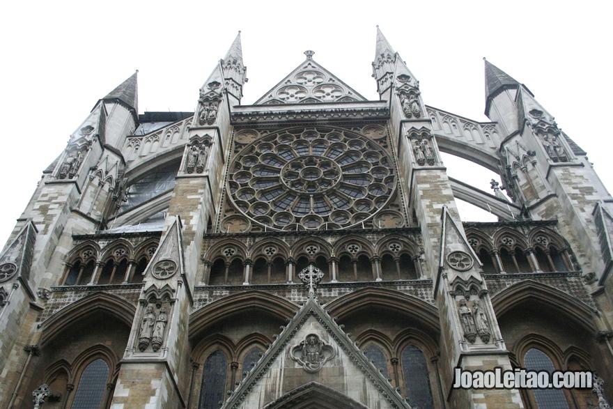 Decoração da Abadia de Westminster