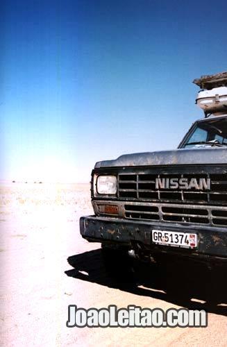 Viagem à boleia pela Mauritânia até ao Senegal