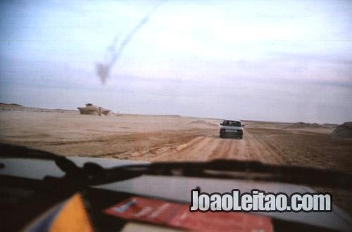 Fronteira da Mauritânia