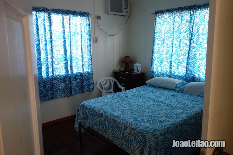 Quarto da Guest House Miller's em Buccoo, Tobago