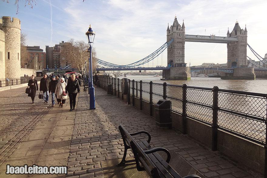 Guia de Viagem para Visitar Londres
