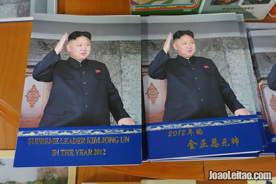 O corte de cabelo de Kim Jong-un