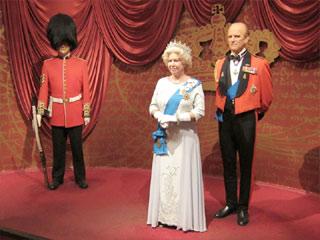Madame Tussauds em Londres