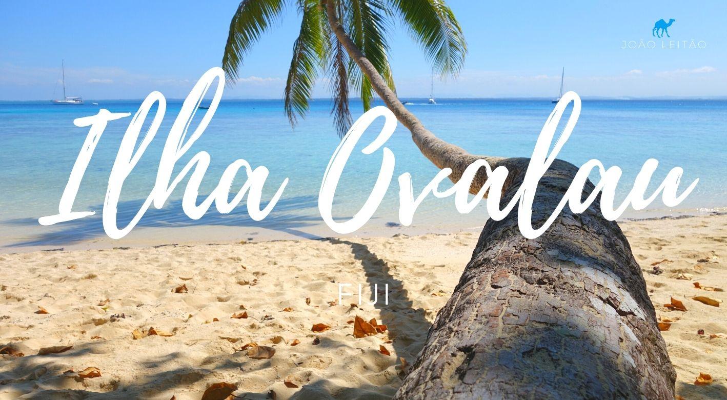O que fazer na Ilha Ovalau Fiji
