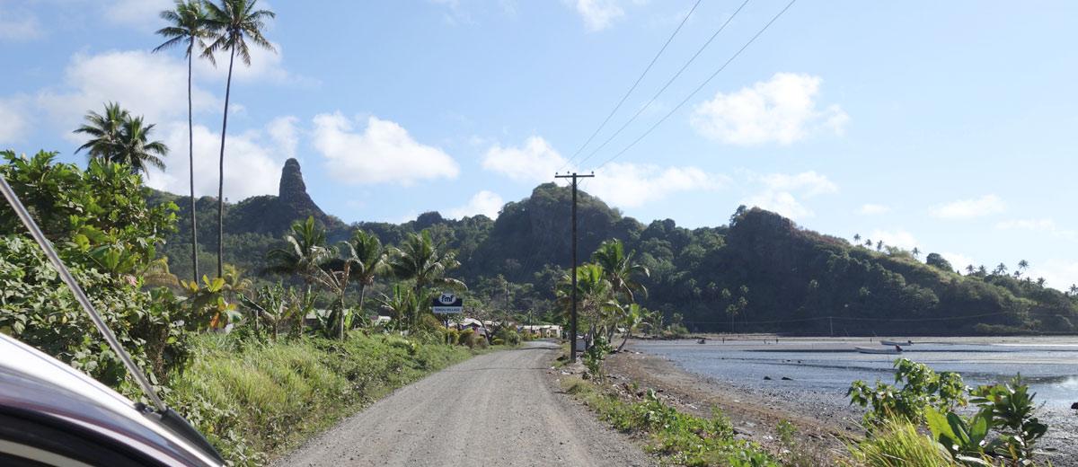 Táxi aeroporto até Levuka, Fiji