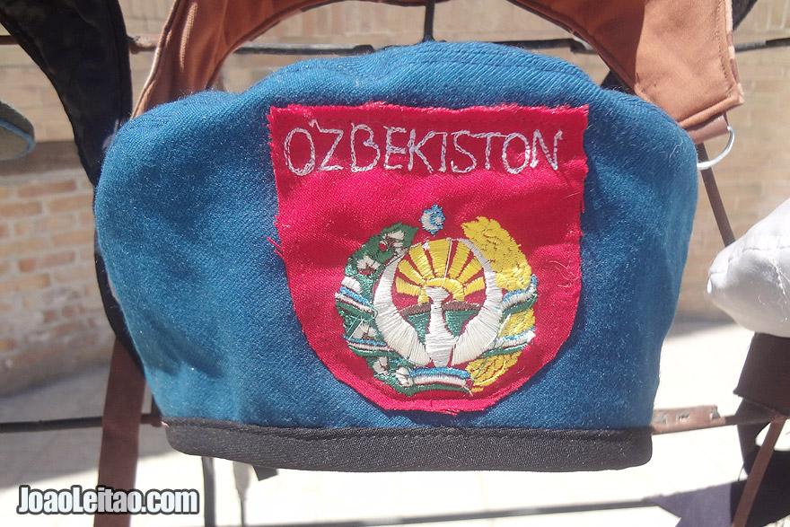 Visite o Uzbequistão