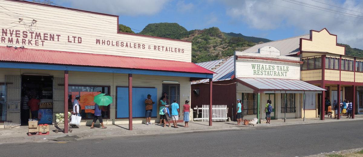 Visitar Levuka Fiji