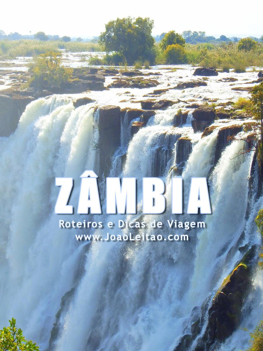 Visitar Zâmbia – Roteiros e Dicas de Viagem