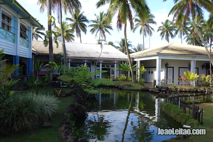 Visitar a Arts Village em Pacific Harbour