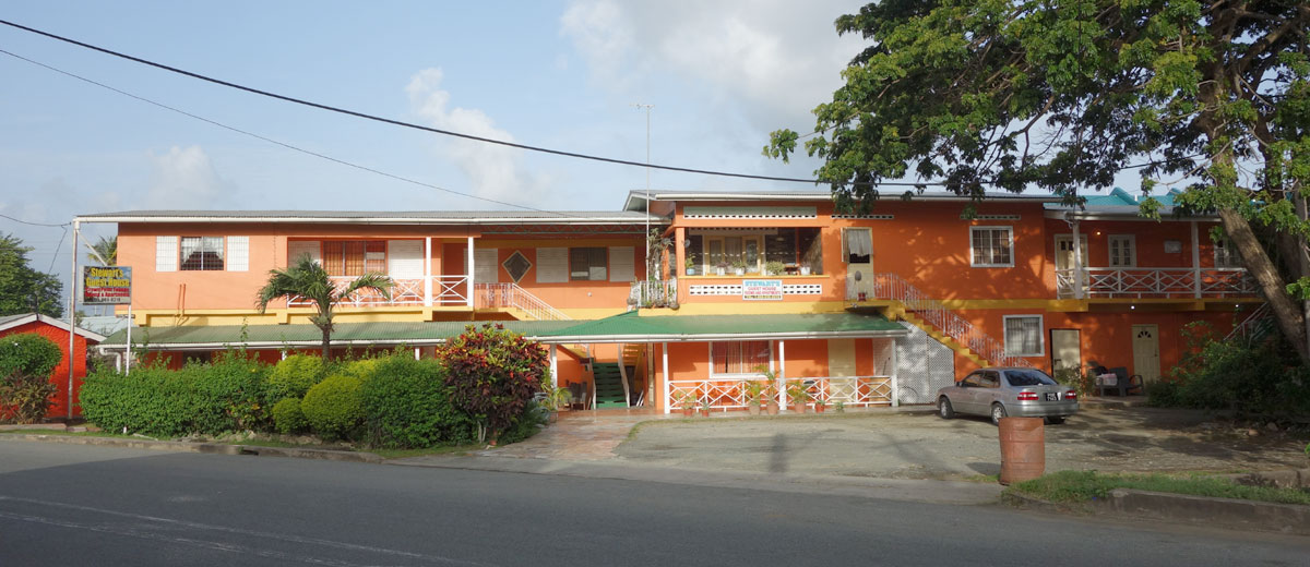 Guest House Stewart em Pigeon Point, Tobago