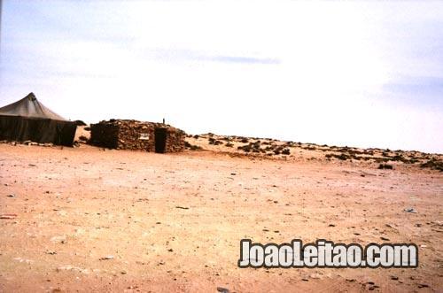 Tenda da alfândega Mauritana